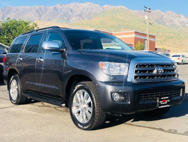 2016 Toyota Sequoia Limited LINDON, UT