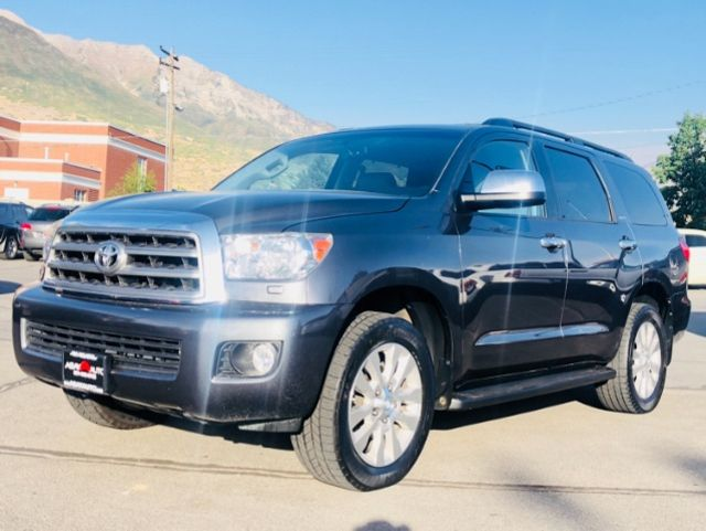 2016 Toyota Sequoia Limited LINDON, UT 2