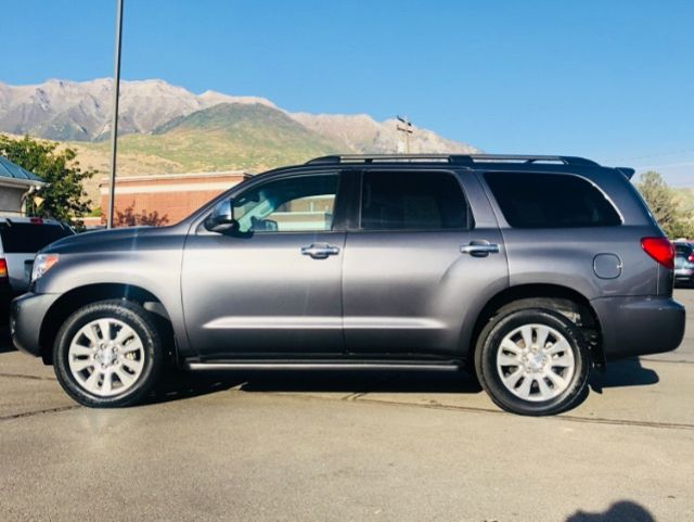 2016 Toyota Sequoia Limited LINDON, UT 3