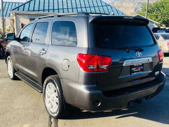 2016 Toyota Sequoia Limited LINDON, UT 4