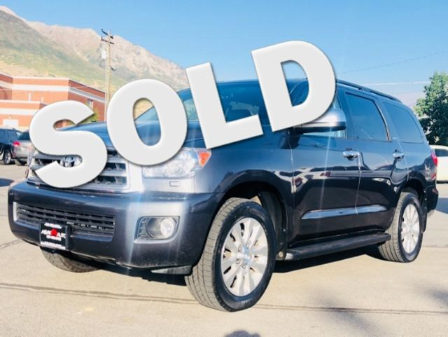 2016 Toyota Sequoia Limited LINDON, UT