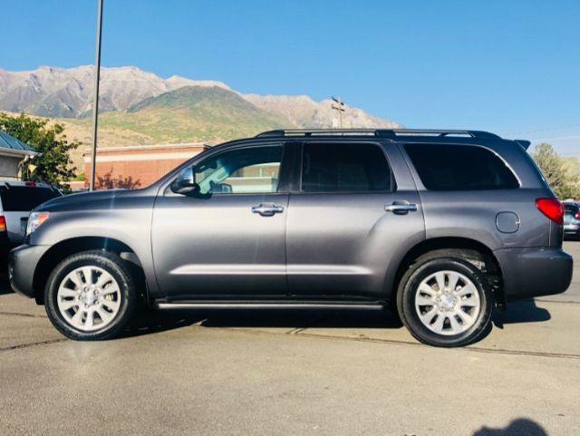 2016 Toyota Sequoia Limited LINDON, UT 3