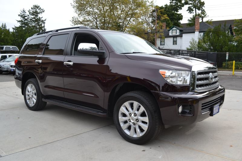 2016 Toyota Sequoia Platinum  city New  Father  Son Auto Corp   in Lynbrook, New