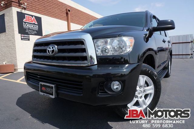 2016 Toyota Sequoia SR5 4x4 5.7L V8 4WD SUV ~ 1 Owner Clean CarFax