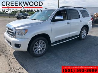 2016 Toyota Sequoia Platinum 4x4 Nav Roof Tv Dvd 20s New Tires 1 Owner in Searcy, AR 72143