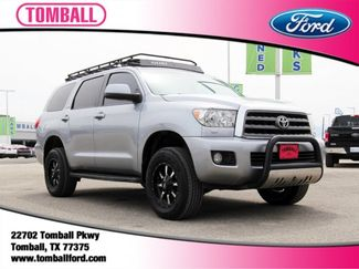 2016 Toyota Sequoia SR5 in Tomball, TX 77375