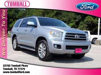 2016 Toyota Sequoia Limited in Tomball, TX 77375