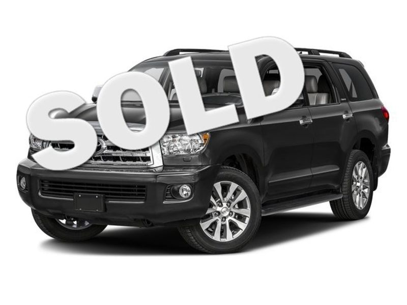 2016 Toyota Sequoia Limited   Texas  Victoria Certified  in , Texas