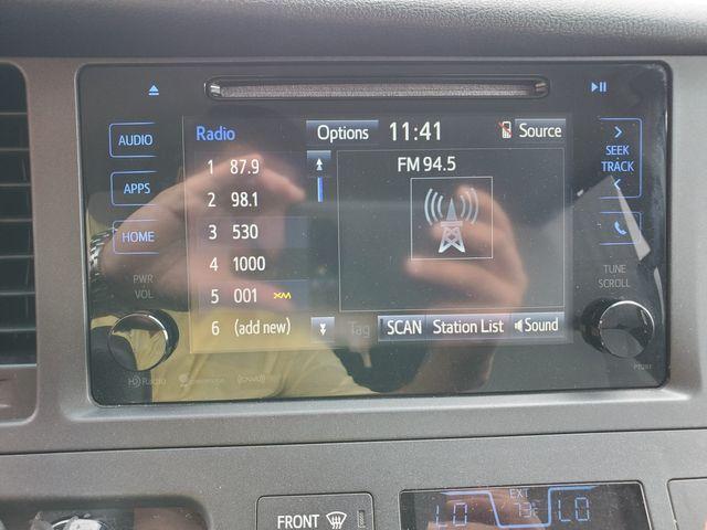 2016 Toyota Sienna LE in Brownsville, TX 78521