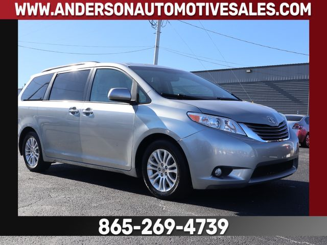 2016 Toyota Sienna XLE in Clinton, TN 37716