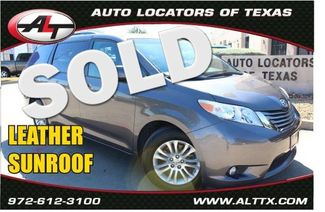2016 Toyota Sienna XLE   Plano, TX   Consign My Vehicle in  TX