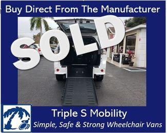 2016 Toyota Sienna Se Wheelchair Van Handicap Ramp Van in Pinellas Park, Florida 33781