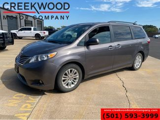 2016 Toyota Sienna XLE Premium 8 Seat 3.5 3rd Row Leather Sunroof Nav in Searcy, AR 72143