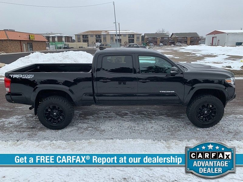 2016 Toyota Tacoma 4WD Double Cab TRD Off-Road Long Bed  city MT  Bleskin Motor Company   in Great Falls, MT