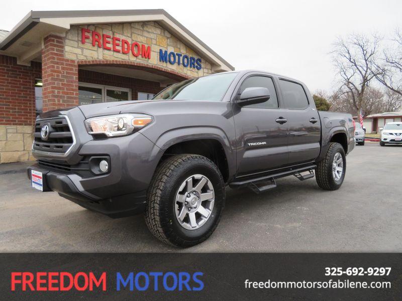 2016 Toyota Tacoma SR5 4x4    Abilene, Texas   Freedom Motors  in Abilene Texas