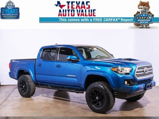 2016 Toyota Tacoma TRD Sport in Addison TX, 75001