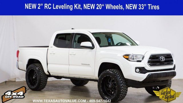 2016 Toyota Tacoma SR5 2in Level, New Wheels, New Tires