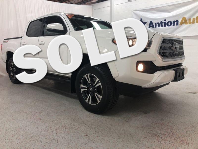2016 Toyota Tacoma TRD Sport | Bountiful, UT | Antion Auto in Bountiful UT