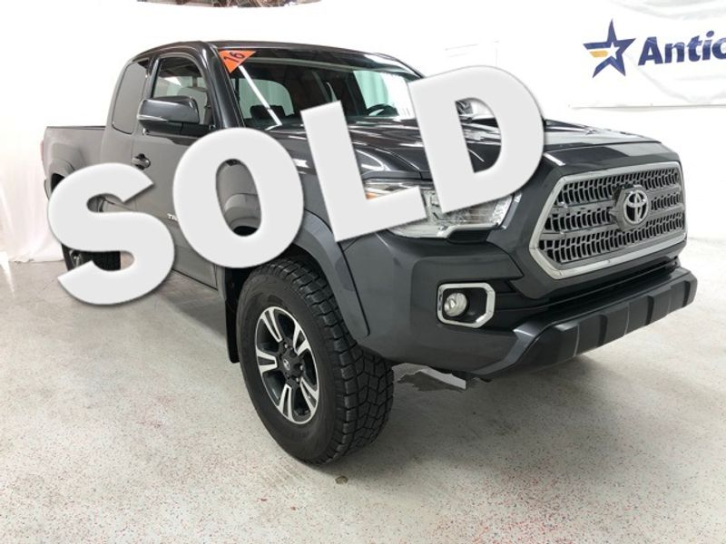 2016 Toyota Tacoma TRD Sport | Bountiful, UT | Antion Auto in Bountiful UT