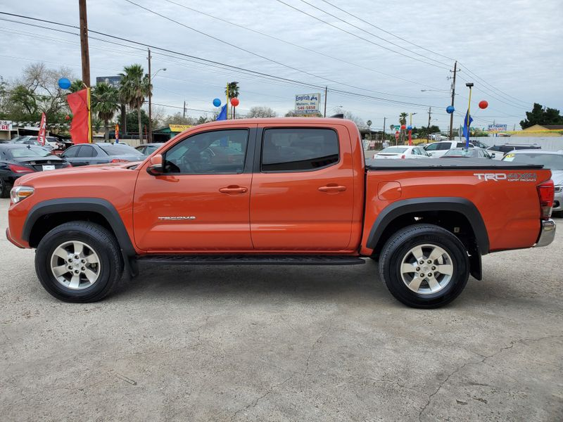 2016 Toyota Tacoma TRD Off Road  Brownsville TX  English Motors  in Brownsville, TX