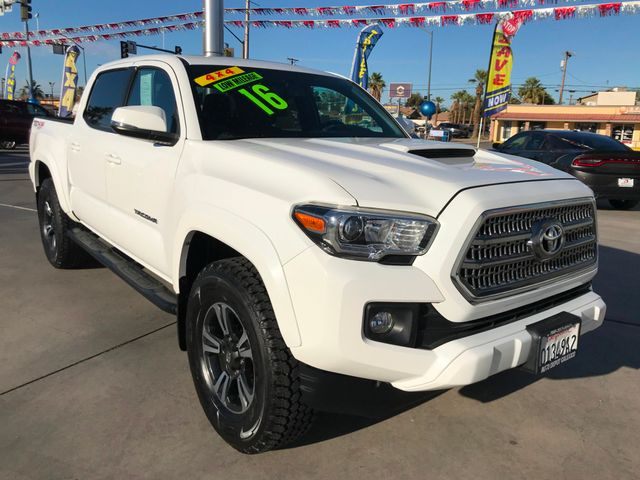 2016 Toyota Tacoma TRD Sport in Calexico, CA 92231