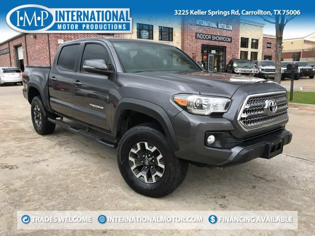 2016 Toyota Tacoma TRD Off-Road 1 Owner