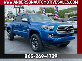 2016 Toyota Tacoma Limited in Clinton, TN 37716