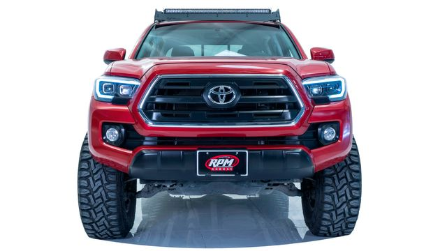 2016 Toyota Tacoma SR5 with Many Upgrades in Dallas, TX 75229