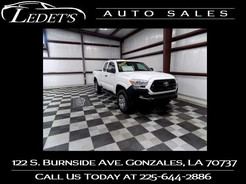 2016 Toyota Tacoma SR - Ledet's Auto Sales Gonzales_state_zip in Gonzales Louisiana