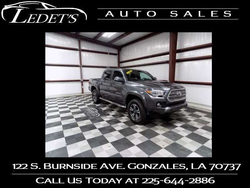 2016 Toyota Tacoma TRD Sport - Ledet's Auto Sales Gonzales_state_zip in Gonzales Louisiana