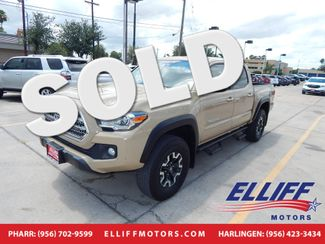 2016 Toyota Tacoma TRD Off Road Crew Cab TRD Off Road in Harlingen, TX 78550