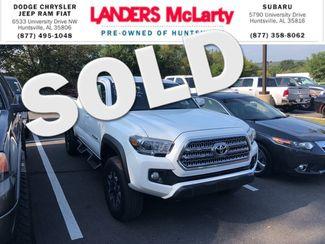 2016 Toyota Tacoma TRD Off Road | Huntsville, Alabama | Landers Mclarty DCJ & Subaru in  Alabama