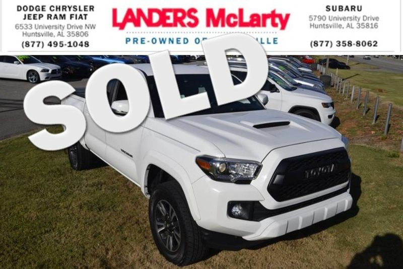 2016 Toyota Tacoma TRD Sport | Huntsville, Alabama | Landers Mclarty DCJ & Subaru in Huntsville Alabama
