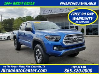 2016 Toyota Tacoma TRD 4X2 Off Road w/Navigation/ENTUNE/JBL in Louisville, TN 37777
