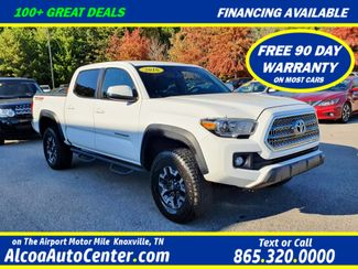 2016 Toyota Tacoma 4X4 V6 TRD Off-Road Smart Key Navigation in Louisville, TN 37777