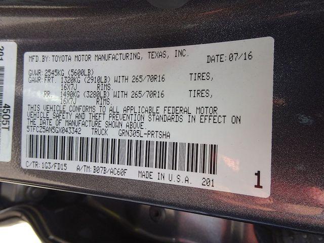 2016 Toyota Tacoma TRD Offroad Madison, NC 51