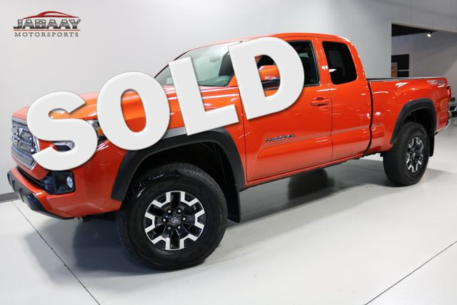 2016 Toyota Tacoma TRD Off Road Merrillville, Indiana 0