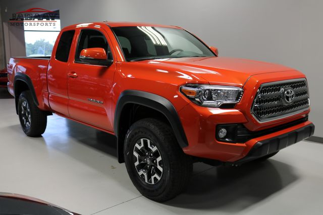 2016 Toyota Tacoma TRD Off Road Merrillville, Indiana 6