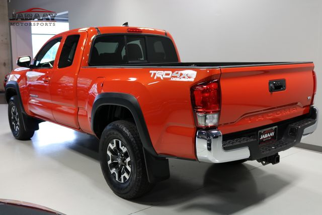 2016 Toyota Tacoma TRD Off Road Merrillville, Indiana 2