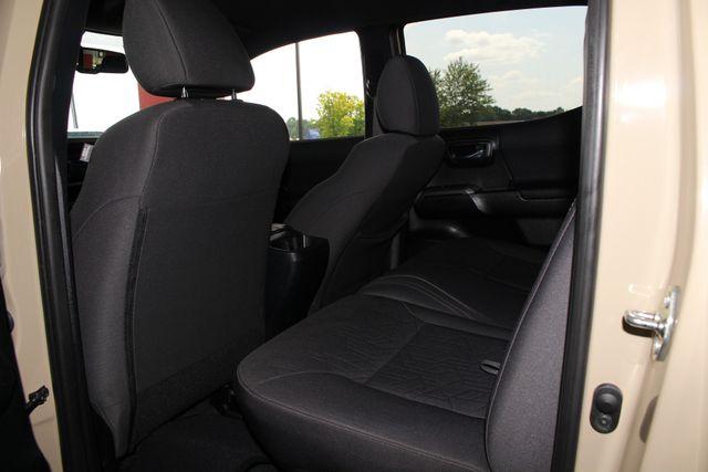 2016 Toyota Tacoma TRD Sport Double Cab 4x4- NAVIGATION- HARD TONNEAU Mooresville , NC 31
