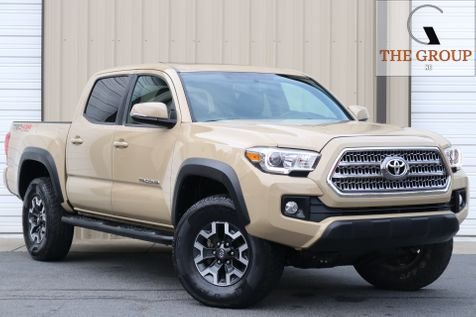 2016 Toyota Tacoma 4X4 TRD Off Road in Mansfield