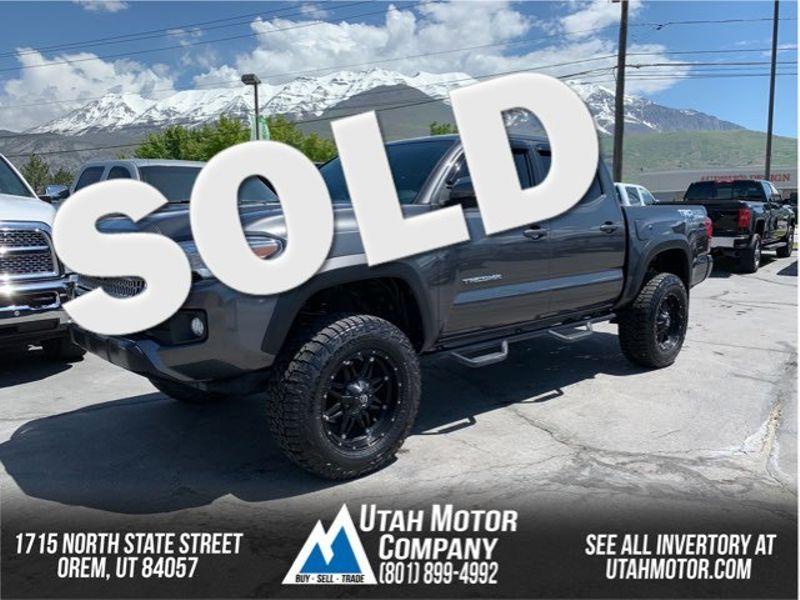 2016 Toyota Tacoma TRD Off Road   Orem, Utah   Utah Motor Company in Orem Utah
