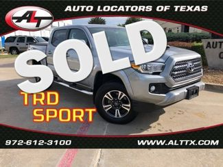 2016 Toyota Tacoma TRD Sport | Plano, TX | Consign My Vehicle in  TX