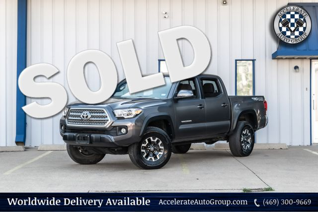 2016 Toyota Tacoma TRD Offroad in Rowlett