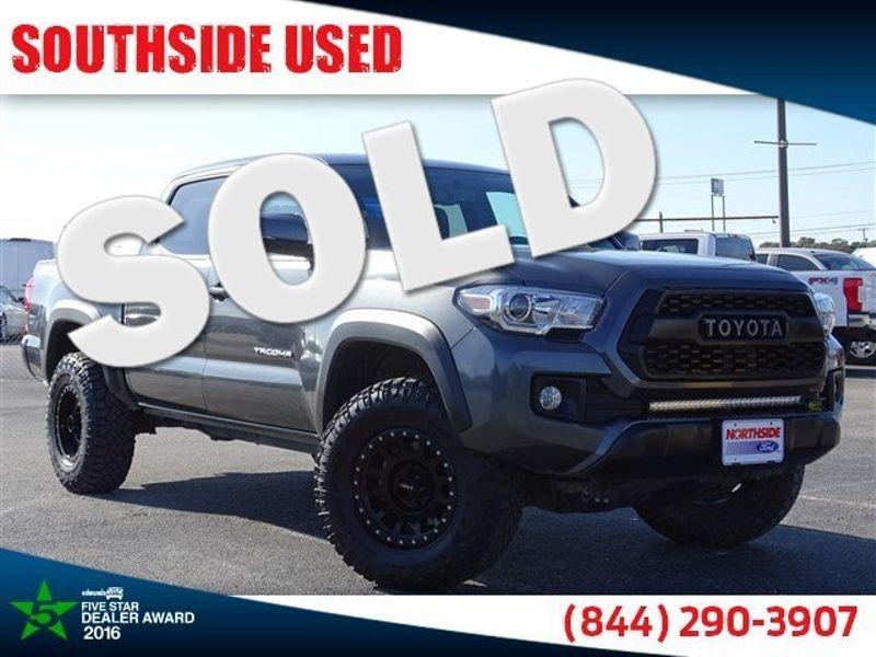 2016 Toyota Tacoma TRD Off Road | San Antonio, TX | Southside Used in San Antonio, TX