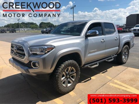 2016 Toyota Tacoma Limited 4x4 Double Cab Leather Nav Roof Low Miles in Searcy, AR