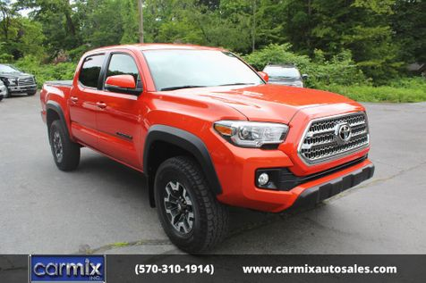 2016 Toyota TACOMA DOUBLE CAB in Shavertown