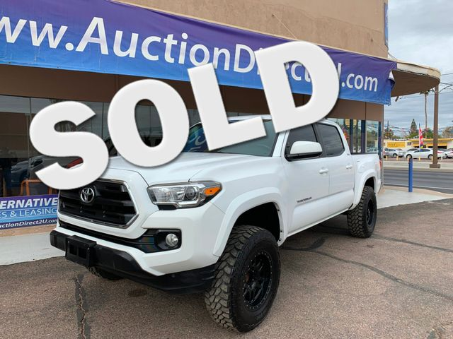 2016 Toyota Tacoma SR5 3 MOTH/3,000 MILE NATIONAL POWERTRAIN WARRANTY Mesa, Arizona