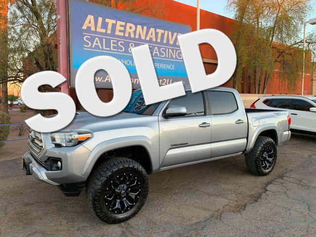 2016 Toyota Tacoma TRD Sport 5 YEAR/60,000 MILE FACTORY POWERTRAIN WARRANTY Mesa, Arizona