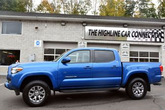 2016 Toyota Tacoma 4WD Double Cab V6 AT SR5 Waterbury, Connecticut 2